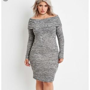 NWT forever 21 sweater dress